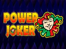 Игровой аппарат Power Joker