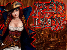 Игровой аппарат Red Lady