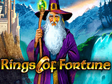 Игровой аппарат Rings Of Fortune